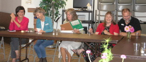 SPICE homeschooling panel