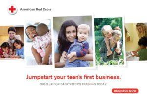 Red Cross Babysitting Training